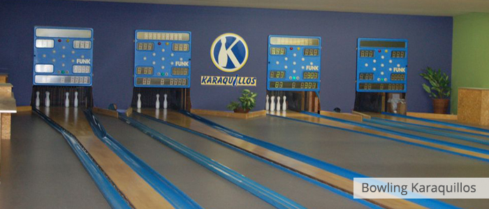 Bowling Karaquillos