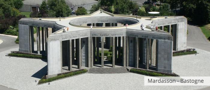 Mardasson à Bastogne